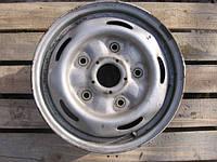 Стальной колесный диск R15 б/у на Ford Transit