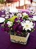Свадебные композиции на столы гостей