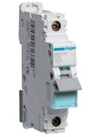 NCN116 Автоматический выключатель 16 А, 1п, С, 10 kA, hager (Франция)