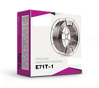 Сварочная проволока флюсовая 1,2 мм E71T-1 (катушка 15 кг)