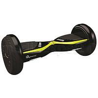 Бестселлер Электрический скейтборд smartboard SKYMASTER Wheels 11 Dual Smart Черно-желтый