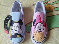 Мокасины Disney Mickey-Minni