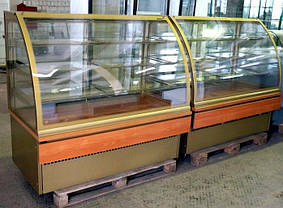 Кондитерская витрина Es system LCC 02 Carina 1,0, фото 3