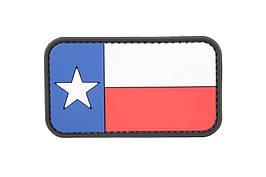Нашивка 3D - Texas Flag [GFC Tactical] (для страйкбола)