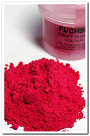 """Sugarflairs""Сухая краска для цветов ""Fuchsia"" (фуксия)"
