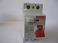 Выключатель дифференциального тока e.rccb.stand.2.25.30, 2р, 25А