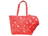 Пляжный набор: сумка и панама