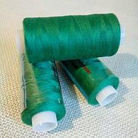 Нить швейная Ninatex 400 ярдов, зеленый.