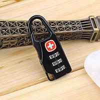Кодовый замок Swissgear для багажа, сумки, рюкзака