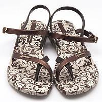Женские сандалии Ipanema Fashion Sandal VI коричневые, фото 1