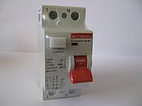 Выключатель дифференциального тока e.industrial.rccb.2.40.30, 2р, 40А