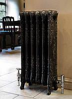 Радиаторы чугунные под старину  полированные  The Verona 810/200
