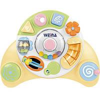 Игровой развивающий центр Weina Карусель (2100)