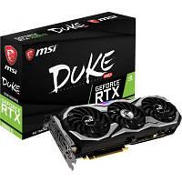Видеокарта MSI GeForce RTX2080 Ti 11Gb DUKE OC (RTX 2080 Ti DUKE 11G OC), фото 1