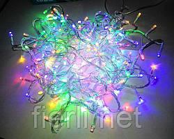 Гирлянда светодиодная 200 лампочек с контроллером (9 режимов)