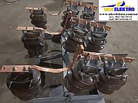 Разъединитель РЛН-10/400 рубящего типа наружной установки, фото 1