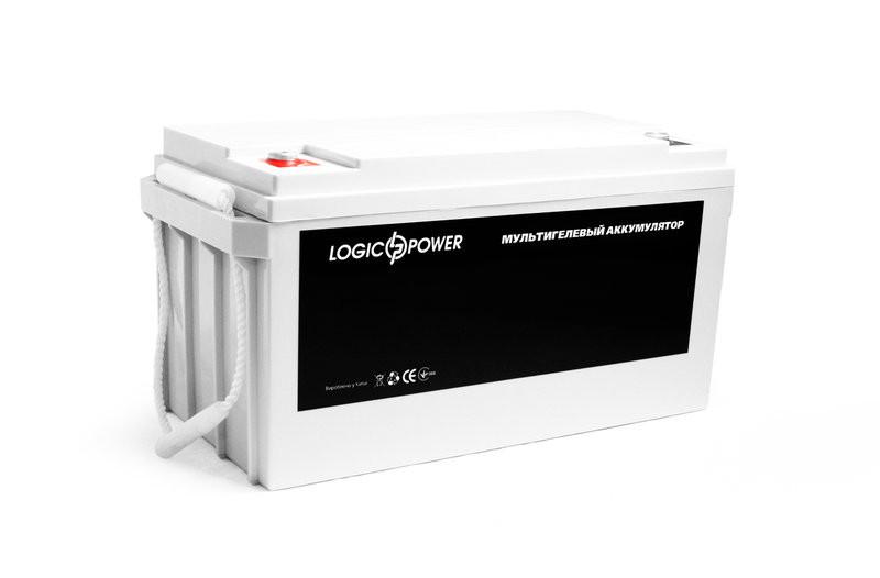 Мультигелевый аккумулятор Logicpower LP-MG 12V 65AH