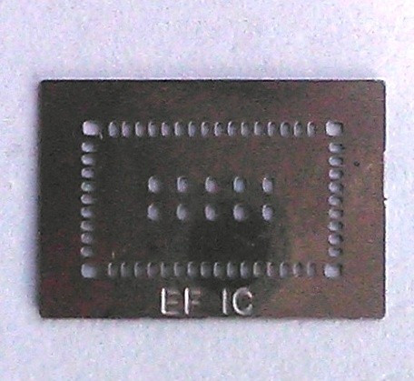 BGA трафарет EF IC