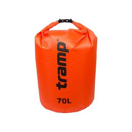 Гермомешок Tramp Nylon PVC 70 Красный (TRA-104), фото 2