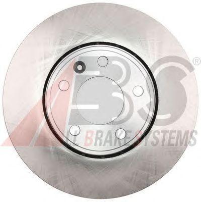 Гальмівний диск передній на Renault Trafic 2001-> — ABS (Нідерланди) - ABS17329