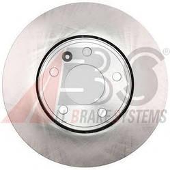 Тормозной диск передний на Renault Trafic  2001->  — ABS (Нидерланды) - ABS17329