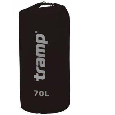 Гермомешок Tramp Nylon PVC 70 Черный (TRA-104), фото 2