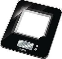 Веса кухонные MPM MWK 03 стеклянные на 8 кг., фото 1