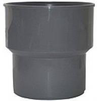 Переходник канализационный пластик/чугун (Тапер) д.110х124