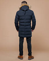 Braggart Youth | Куртка зимняя 25130 синяя, фото 3