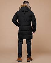 Braggart Youth | Куртка зимняя 25290 черная, фото 3