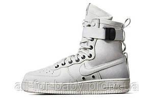 Мужские кроссовки Nike Air Force Sf1 White размер 45 (Ua_Drop_116446-45)