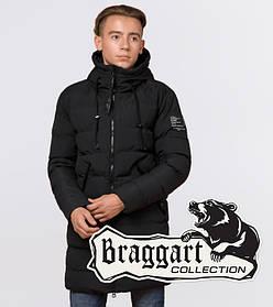 Braggart Youth | Зимняя куртка 25240 черная