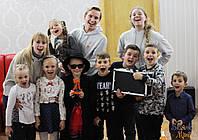 Квест для детей 7 лет от Склянка мрiй