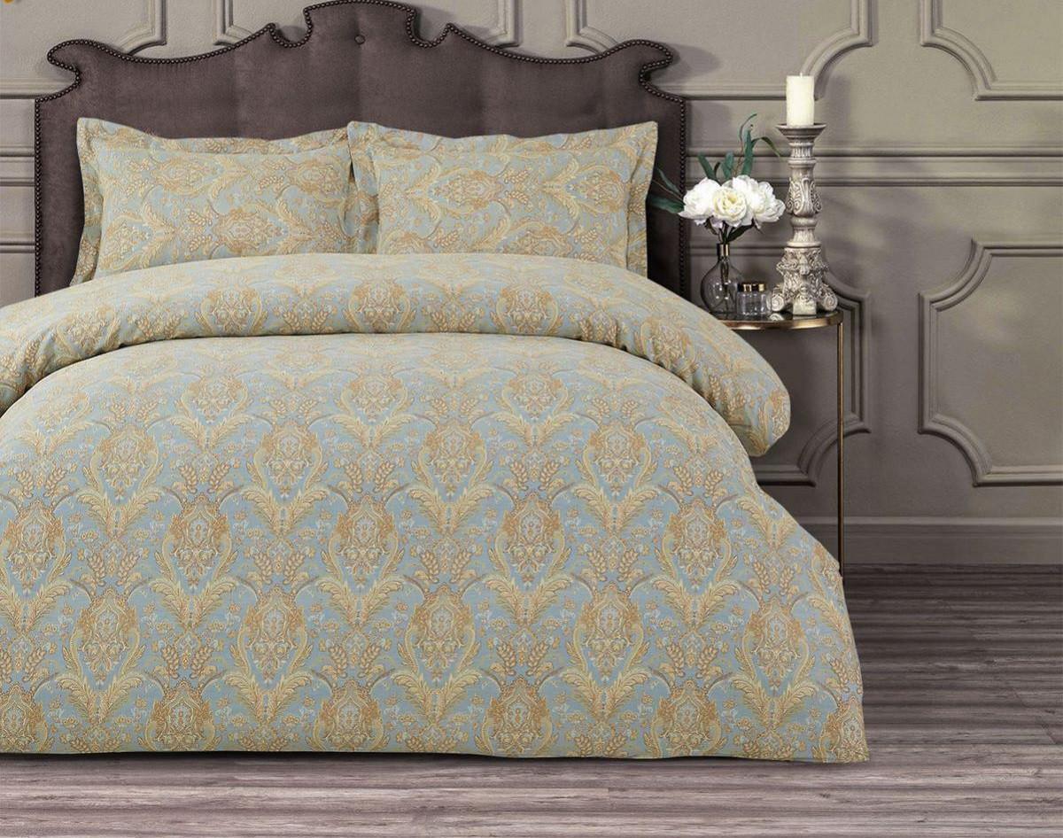 Комплект постільної білизни 160х220 см Сатин Diandra Simple Living Arya AR-TR1004105