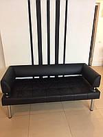 """Диван офисный  """"Тетро- люкс"""". Мягкая мебель для дома и офиса."""