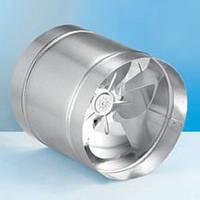 Осевой вентилятор OB 150 (гальванизированный корпус)
