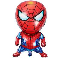 """Шар фигура """" Человек паук """" 70*45 см."""