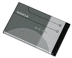 Аккумулятор Nokia BL-4C Original