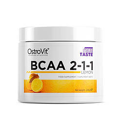 OstroVit BCAA 2-1-1 200 г