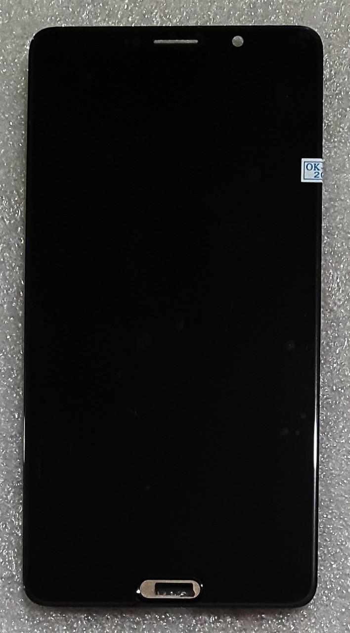 Модуль (сенсор + дисплей LCD) для Huawei MATE 10 (ALP-L09/ALP-L29) чорний