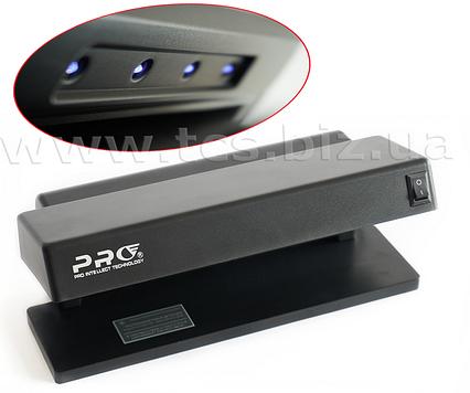 PRO-12 LED Світлодіодний УФ-детектор валют, фото 2