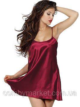 Женская сорочка бордовая Miorre M-L