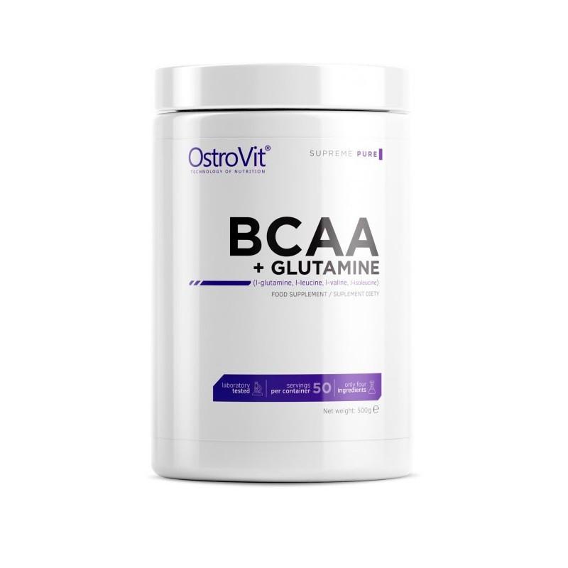 OstroVit BCAA & L-Glutamine 500 г