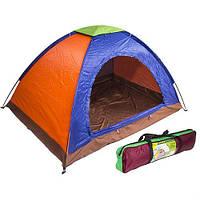 Палатка туристическая 2*1.5*1.1 метра