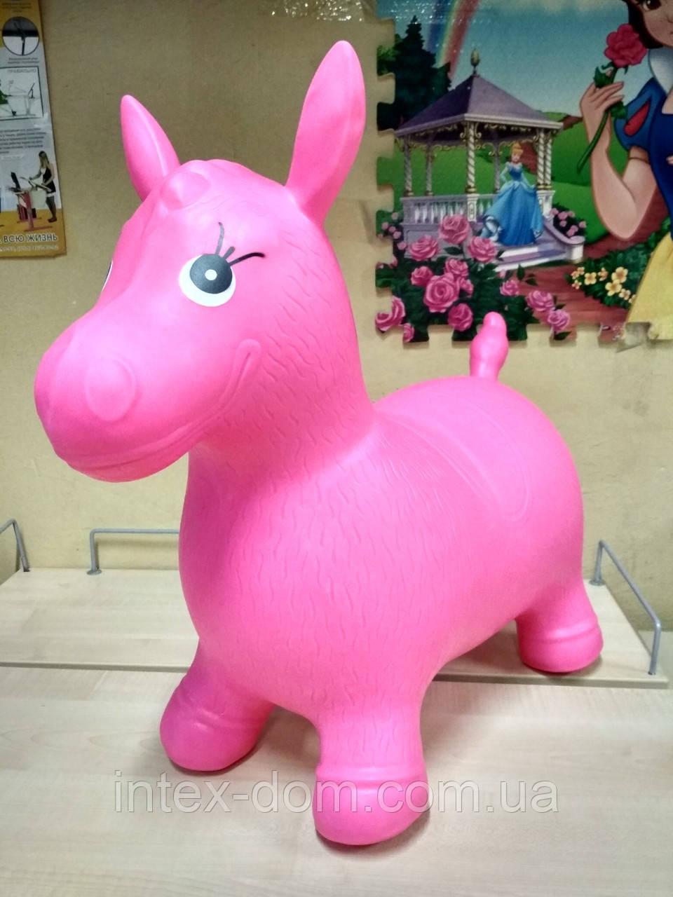 Прыгуны-лошадки BAMBI (MS 0001) (Розовый)