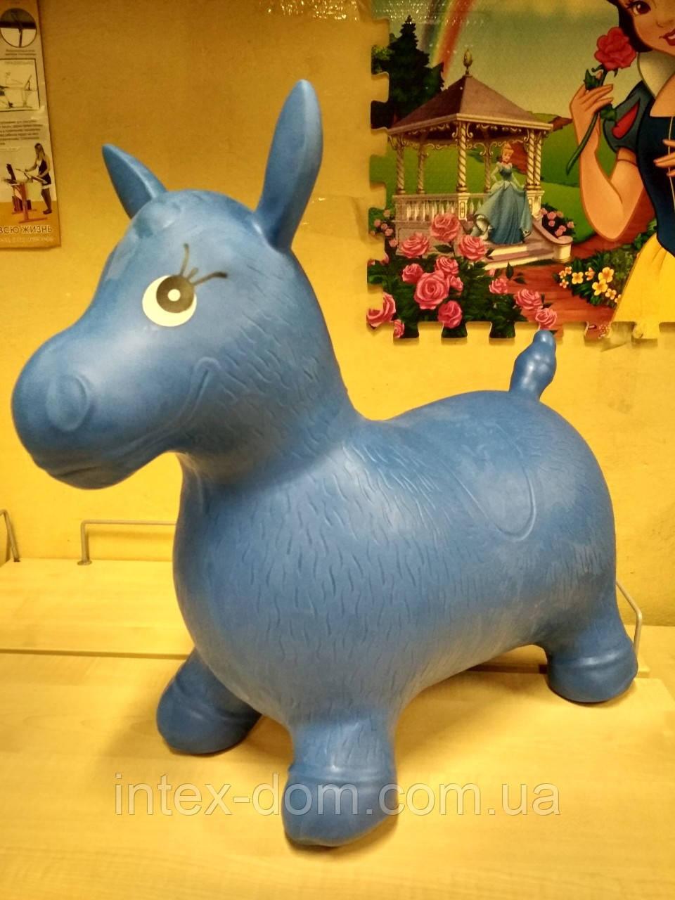 Прыгуны-лошадки BAMBI (MS 0001) (Синий)