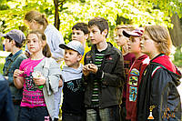 Квест для детей в школе от Склянка мрiй