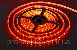 """Світлодіодна стрічка smd3528""""Стандарт"""" подвійна щільність MTK-600R3528-12 9,6 W IP20 №1 Червоний 1012089"""