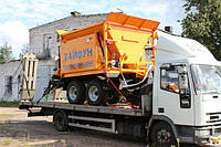 Установка для ямочного ремонта ТАЙФУН 4.8 (новая) тел.0973061839  Александр