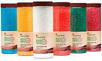 Натуральная соль Мертвого моря ароматическая в ассортименте 1200 гр